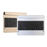 2017 New Ultra Thin Wireless Bluetooth Keyboard For IPad 9 7 IPad Air 1 Portable Keyboard