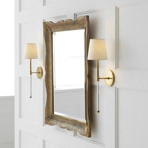 Image 3 - Kısa tasarım modern duvar lambaları altın siyah duvar işıkları ev için