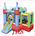 3*3m kids backyards indoor residential home use inflatable  bouncers