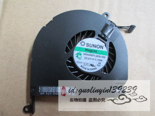 Free Shipping For SUNON MG62090V1-Q030-S99 DC 5V 1.1W 4-wire 4-pin Server Laptop Fan free shipping for sunon eg50040v1 c06c s9a dc 5v 2 00w 8 wire 8 pin server laptop fan