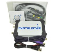 O045 New INSTRUSTAR ISDS205B PC Based USB Digital Oscilloscope Spectrum Analyzer DDS Sweep Data Recorder FREE