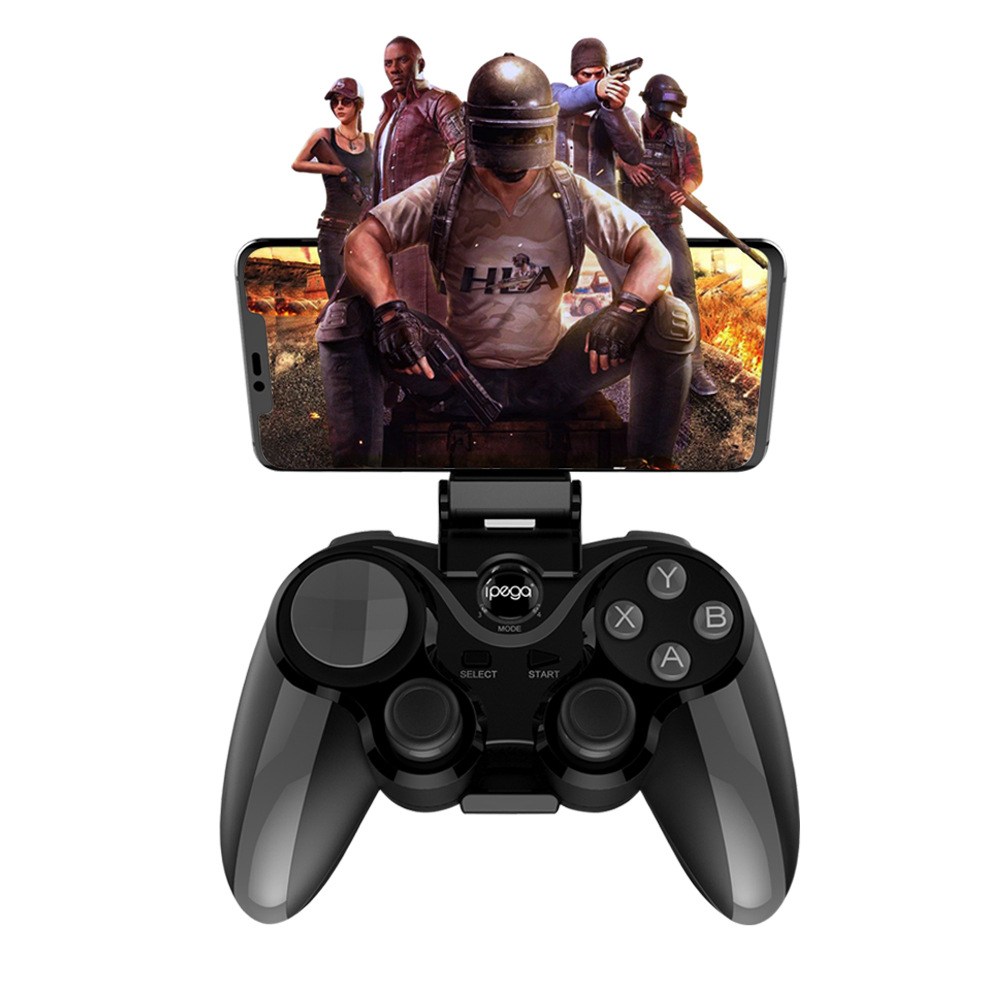 Image 4 - Wireless Bluetooth game phone handle Support Android / IOS direct play-in Gamepads from Consumer Electronics