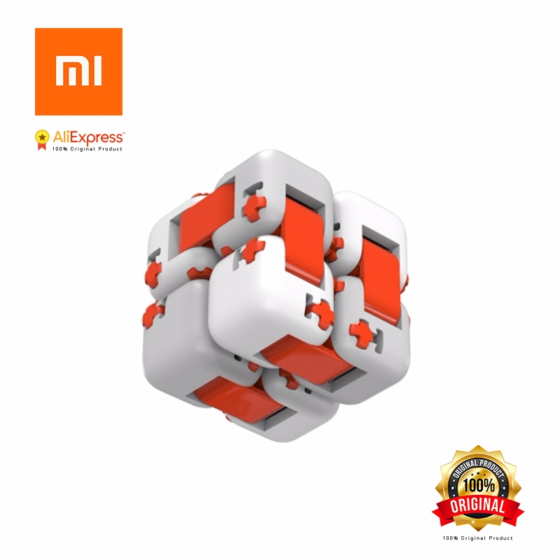 Xiaomi Original Fingertips Building Blocks Educational Toys Decompression Toys New Starting Spot Shipping Stress Reliever Toys