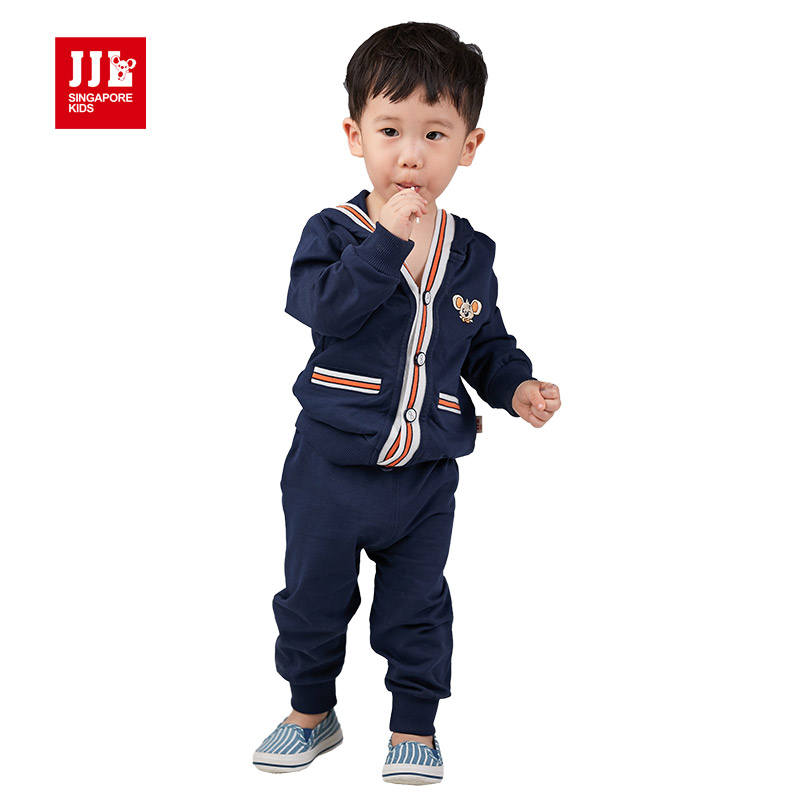 baby boys clothing set korean style for kids children clothing toddler boys suit children outfits 2015