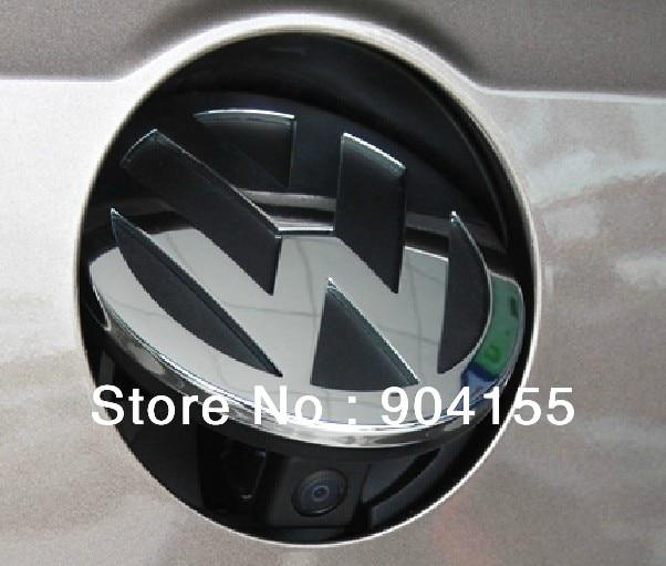rear view camera vw logo flip badge emblem camera rgb. Black Bedroom Furniture Sets. Home Design Ideas
