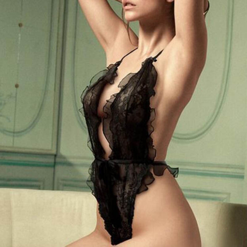 ST843 Sexiga Underkläder Heta Kostymer Erotisk Underkläder Sexiga Underkläder Babydoll / Baby Kvinnor Sex Produkt Porn Slips Sexig Klänning Sovkläder