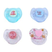 reborn doll supplies  dummy pacifier+magnet for reborn baby