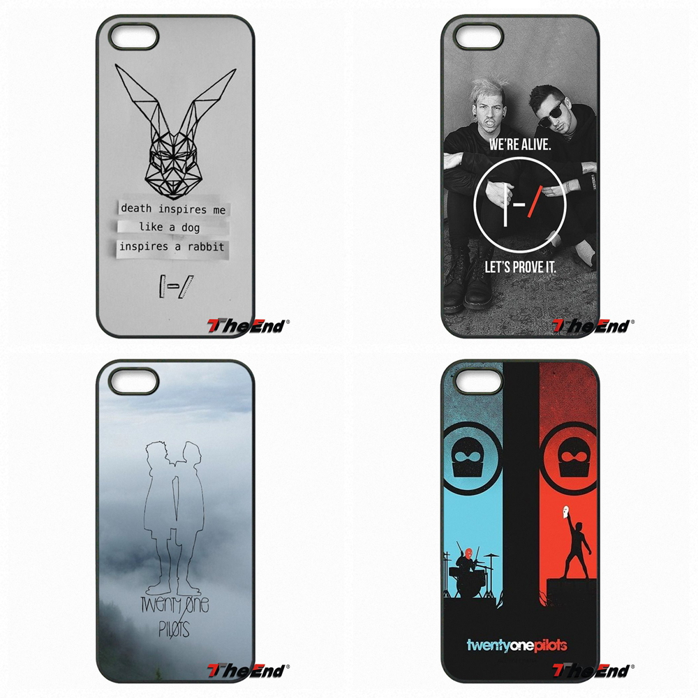 Design poster k3 - Twenty One Pilots 21 Music Band Poster Phone Case For Htc One M7 M8 M9 A9