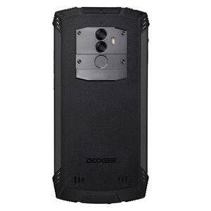 Image 2 - DOOGEE S55 Rugged Smartphone IP68 Waterproof Dustproof 5.5 Inch 4GB RAM 64GB ROM 5500mAh Battery Mobile Phone
