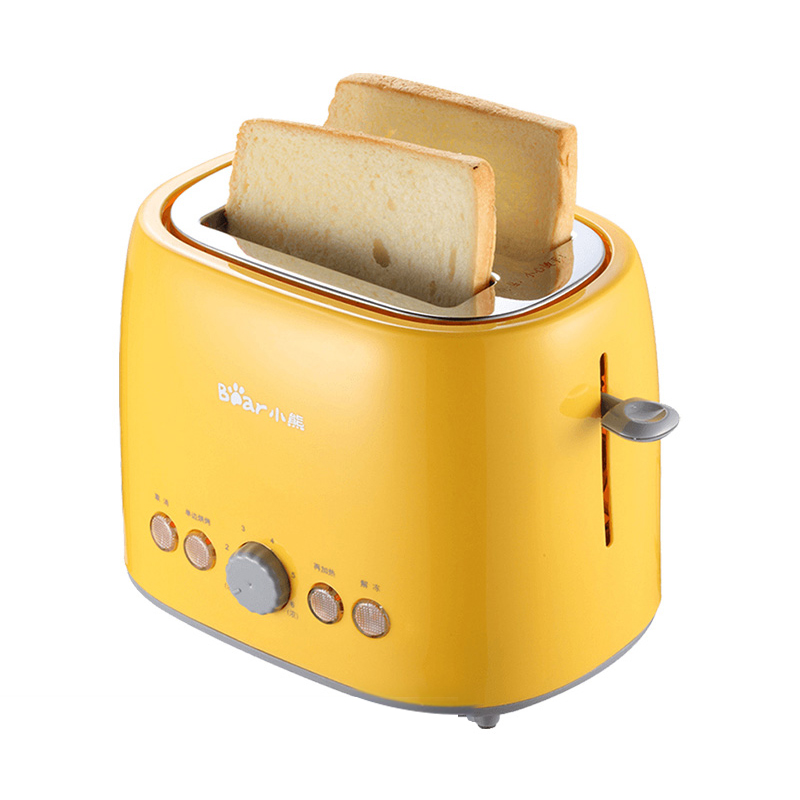 Cubs DSL-606 Toaster Single Bilateral Toaster Bread Machine Household Compact Automatic Toaster andrew lee cubs time