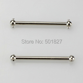 YUKALA wltoys A959 A969 K929 Upgrade Spare Parts F/R Dogbone 5.3*50.8mm A959-07 For RC HSP 1:18 Model Car 580027 image