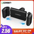 Soporte para teléfono Ugreen sin soporte magnético para ventilación de aire soporte para Smartphone en coche para iPhone XR soporte para teléfono móvil soporte