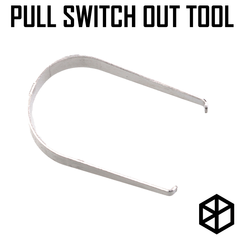 Pull Switch Out Tool Stainless Steel For Switch Puller From Pcb Or Plate Keyboard Gh60 Xd60 Xd64 Xd84 Tada68 Rs96 Zz96 87 104