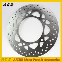 ACZ Motorcycle Floating Rear Brake Disc Rotor Stainless Steel Brake Disk For Yamaha T Max530 T Max500 XP500 2012 2014
