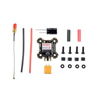 2018 New NTXF7 F7 Flight Controller Integrated 600mW VTX PDB OSD Barometer for RC Drone FPV Racing Multicopter DIY RC Models