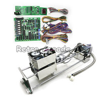53cm Gantry with claw and motor, motherboard parts arcade cabinet coin game kit for DIY toy crane machines