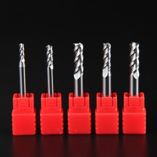 High Quality HRC55 4 Flutes Corner radius end mills Solide Carbide End Mills router bit Milling cutter Tools knife