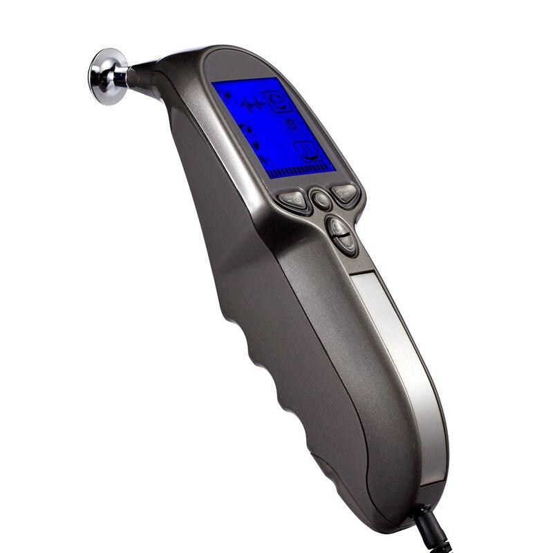 Électroacupuncture numérique dizaines Acupuncture électrique thérapie de Stimulation musculaire compresse chaude ventouses