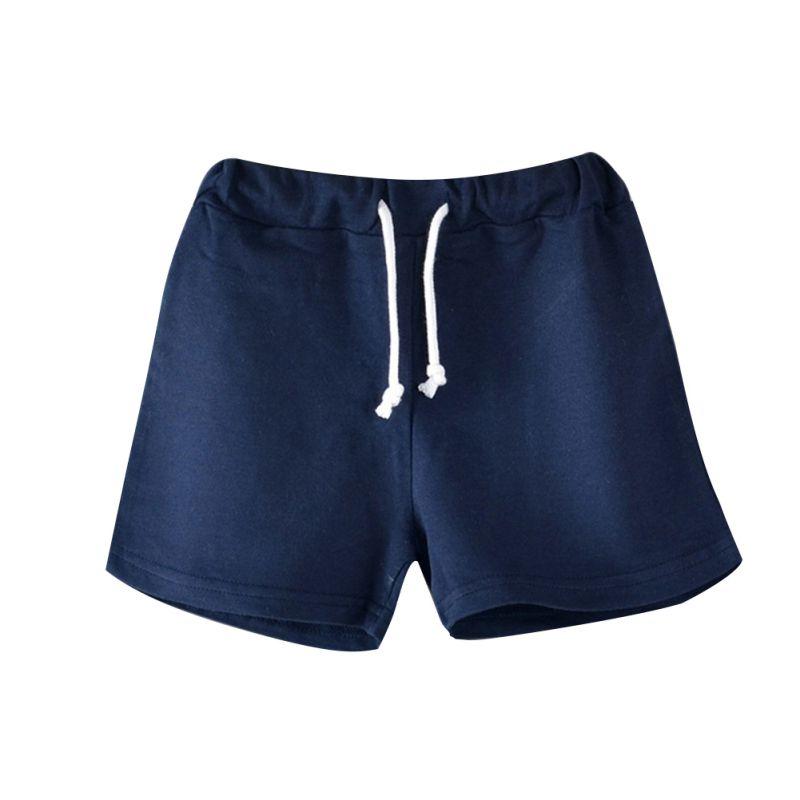Chłopięce spodnie plażowe Dziecięce letnie koszulki dziewczęce - Ubrania dziecięce - Zdjęcie 6