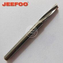 3,175*12 вольфрамовые карбидные прецизионные сверла для резки алюминия/Алюминиевые режущие Биты