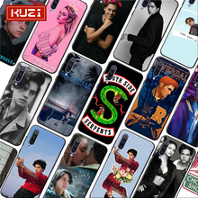 American TV Riverdale Series Cole Sprouse Coque Soft Silicone Phone Case for samsung galaxy a50  a70 a30 a40 a20 s8 s9 s10 plus