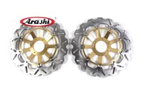 Arashi For HONDA CBR900RR 1998 1999 Front Brake Discs Brake Rotors CNC Motorcycle Acessorries One Pair