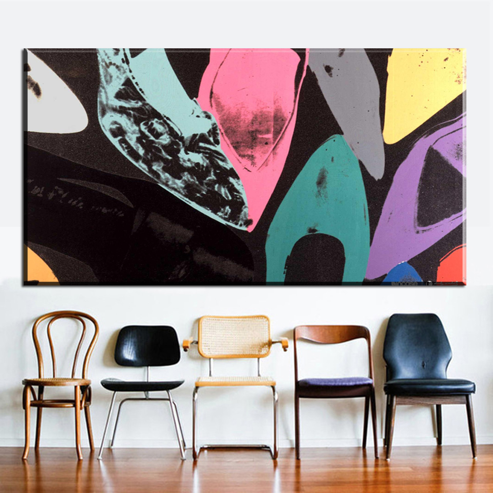 Abstract Art Prints On Canvas Zz2243 Abstract Art High Heels Canvas Art Print Painting Posters And Prints Wall Pictures For Home Decor Fashion Decoration In Painting Calligraphy