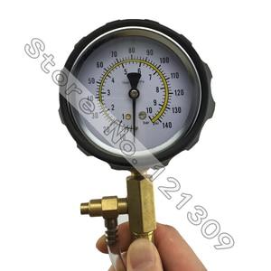 Image 2 - New Arrival TU 114 Fuel Pressure Tester Pressure Gauge Auto Diagnostics Tools Set
