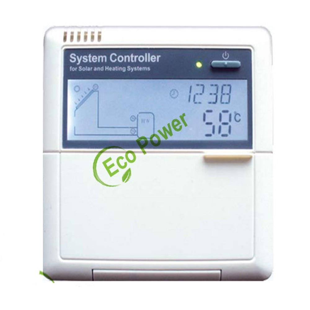 10k Temperature Resistance Sensor 6/' Cable Solar Water Heater Controller Tank