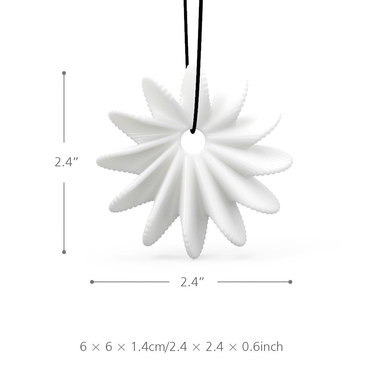 Tooarts Tomfeel 3D 인쇄 보석 개화 꽃 우아한 모델링 - 가정 장식 - 사진 4