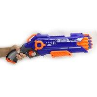 Eva2king мягкие пули игрушки патроны для оружия костюм для игрушечный пистолет Nerf Silah Pistola снайперские пистолеты Oyuncak Silah пули костюм для Nerf пист...