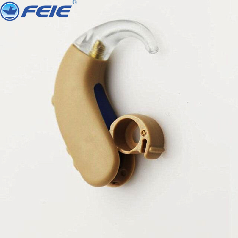 FEIE Headphone Amplifier Hearing Aid for Deaf Earphone Sound Ear Care Mechine Hearing Aids Mechinic Tools S-303 Digital Voice analog bte hearing aid deaf sound amplifier s 288 deaf aid with digital processing chip free shipping