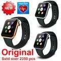 2015 novo smartwatch a9 bluetooth smart watch para apple iphone & samsung android telefone reloj relogio inteligente relógio de smartphones