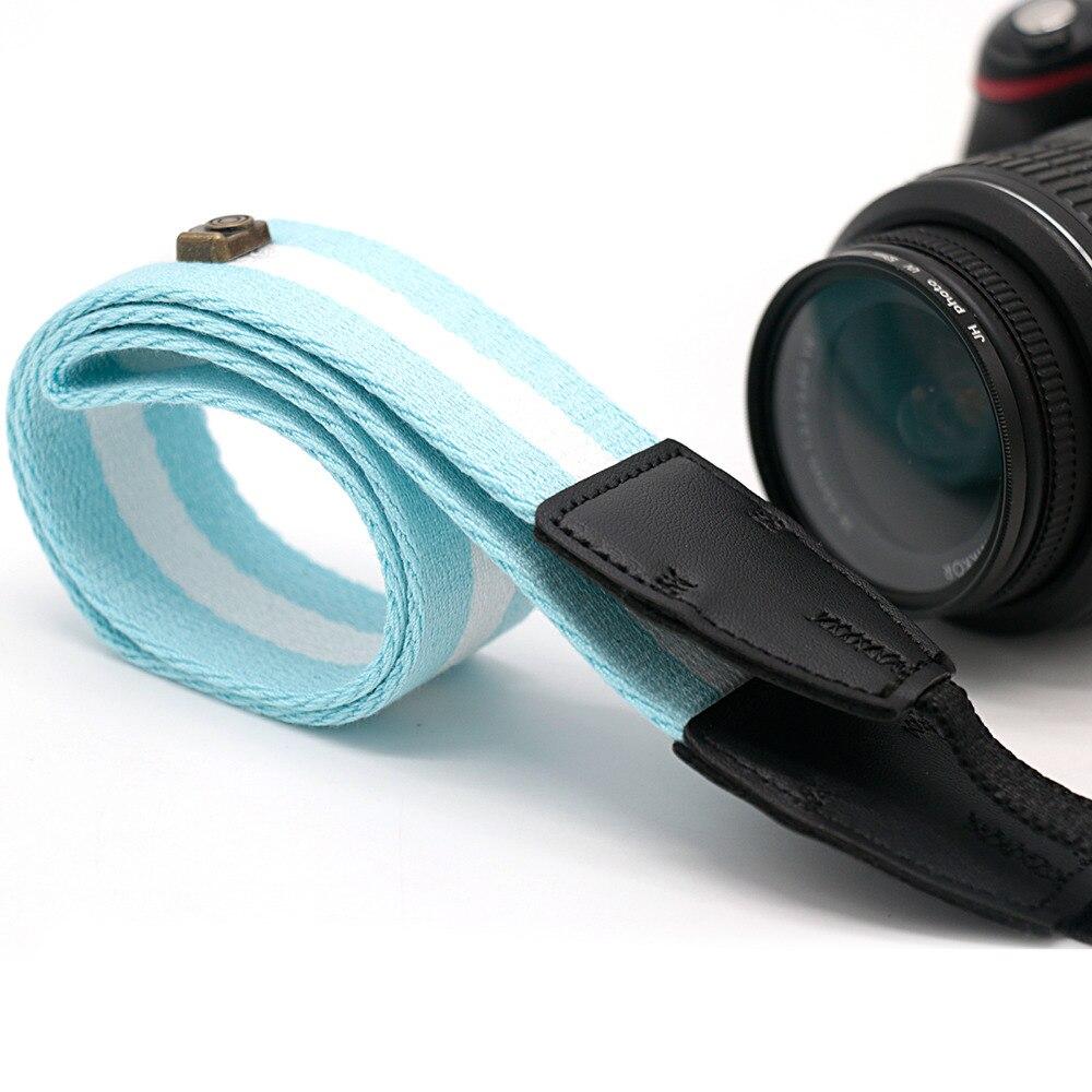 New style Fashion Camera Neck Shoulder Strap for Film SLR DSLR RF Digital LTW-10