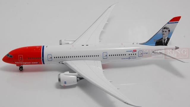 Phoenix 11034 Norway Airlines EI-LNG 1:400 B787-8 commercial jetliners plane model hobby