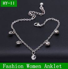 Fashion Barefoot Sandals New Foot Jewelry Chaine Cheville Anklets for Women Chain Ankle Bracelet Anklet Foot Beach Pulseras