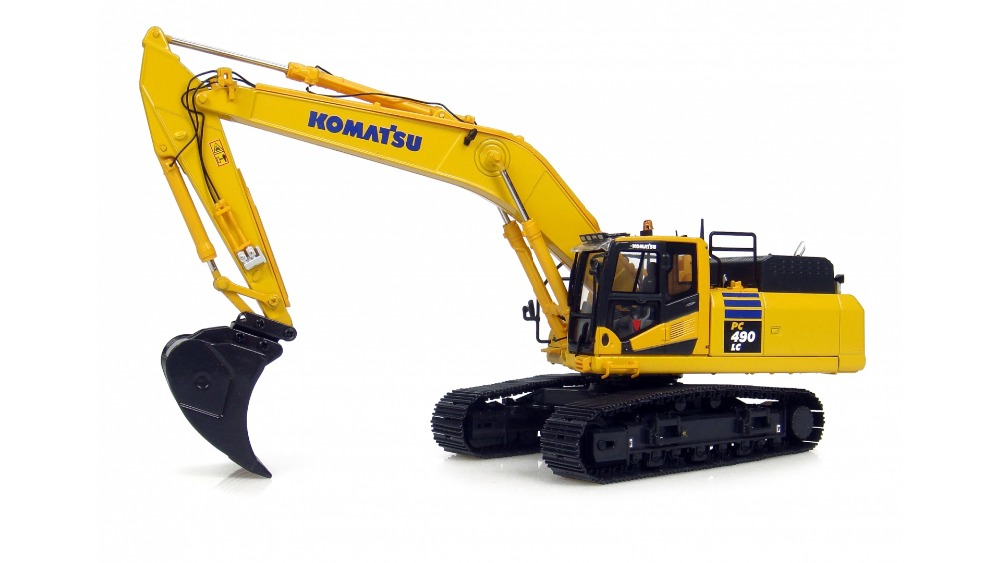 US $67 0 |UH 8090 1:50 Komatsu PC490 10 Excavator Toys-in Diecasts & Toy  Vehicles from Toys & Hobbies on Aliexpress com | Alibaba Group