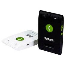 6E Hands free Headset Bluetooth Car Kit Speaker for Smartphones Multipoint Wireless Sun Visor Handsfree bluetooth