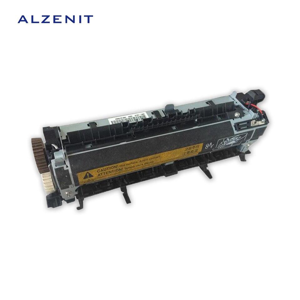 ALZENIT For HP P4014 P4015 P4515 4014 4015 4515 Original Used Fuser Unit Assembly RM1-4579 RM1-4554 220V Printer Parts On Sale fuser unit fixing unit fuser assembly for hp 1010 1012 1015 rm1 0649 000cn rm1 0660 000cn rm1 0661 000cn 110 rm1 0661 040cn 220v