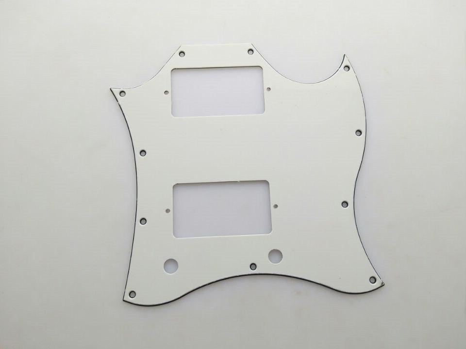 KAISH Standard SG Guitar Full Face Pickguard For SG SPECIAL Guitar