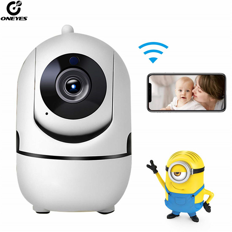 Auto Tracking IP Camera 1080P Cloud Wireless mini wifi Camera Home Burglar Security Surveillance CCTV baby monitor wifi 720P cam