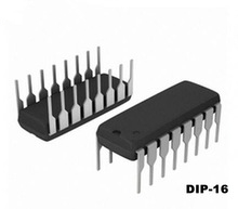 10pcs/lot CD4060BE CD4060 DIP-16 Counter ICs 14-Bit Ripple New Original In Stock