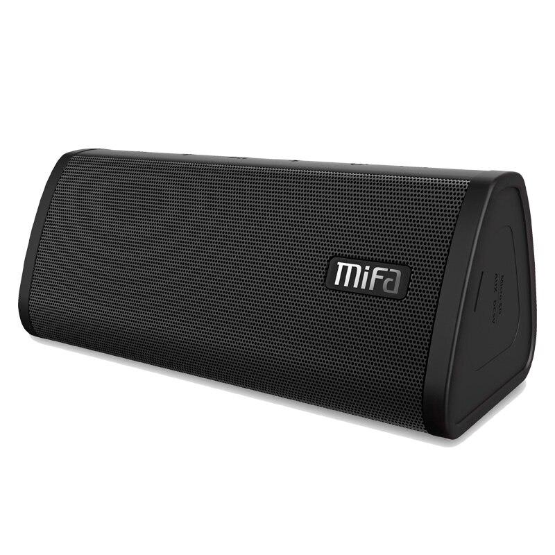 Mifa Portable Bluetooth Haut-Parleur Sans Fil Haut-Parleur Avec Stéréo Musique Waterproof Sound IPX5 En Plein Air Haut-Parleur Pour iphone Barre De Son