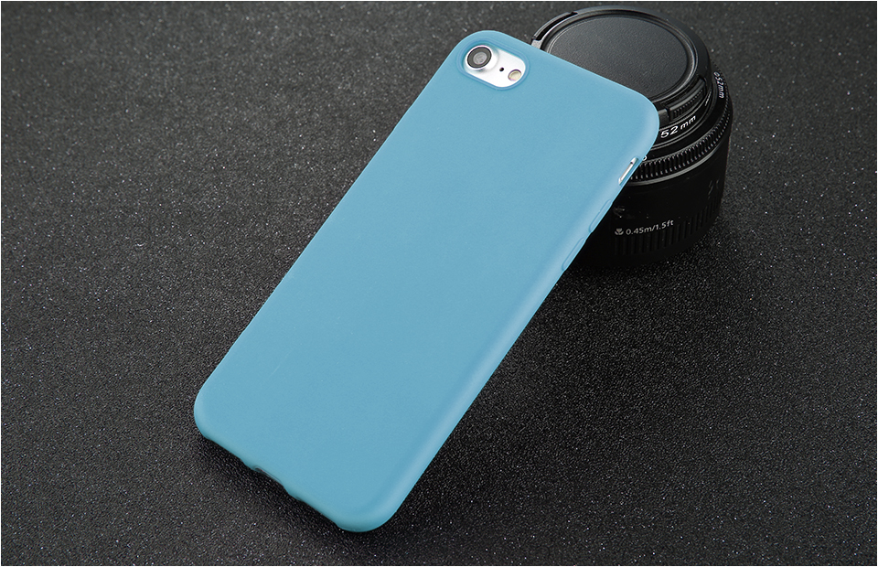 Candy Color Back Cover Case For iPhone 13