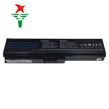 6Cells 5200mah Laptop Battery for Toshiba Satellite C600 C640 C675 L650 L655 L670 L700 L755D L730