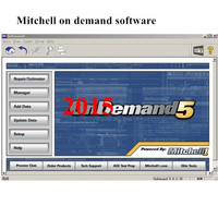 Mitchell On Demand5 2015V Repair & Estimator workshop service and repair manual, diagnostic, wiring diagram, spare parts catalog