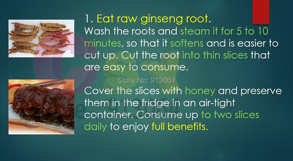 ginseng instruction4