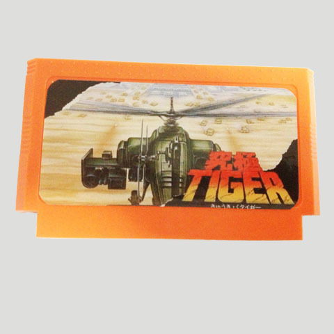 Top Quality Game Cartridge 60 Pins 8 Bit Integrated Game Card Better Than Bean Card — Tiger