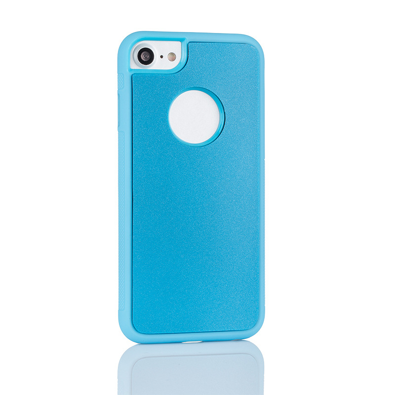 for iphone xs max anti gravity case matte nano suction sticky selfie slim droproof Silicone cases in Fitted Cases from Cellphones Telecommunications