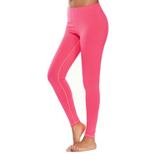 Sport  Women Fitness Running Workout Yoga Pants Pink Patchwork Tights Leggings Gym Clothing